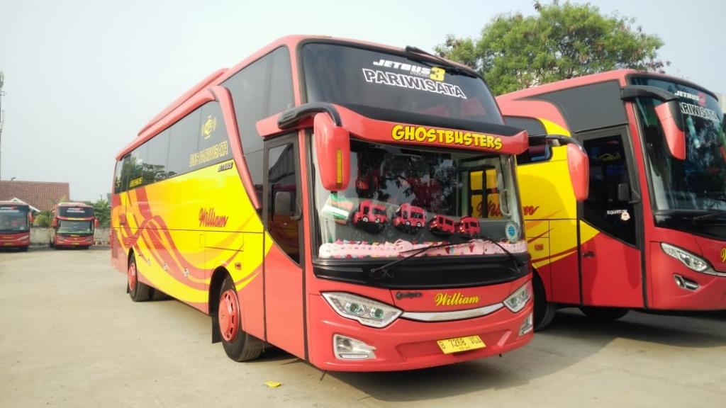 Sewa Bus Pariwisata di Bandung Murah 2020