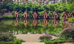 Paket Family Gathering Dusun Bambu Bandung