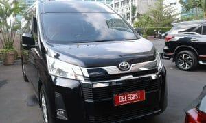 Sewa Hiace Premio Luxury Jakarta